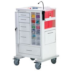 Global Medical Carts Market is Envisioned to Mask a CAGR of in Near Future, According to Research Nester Dental Office Design, Office Interior Design, Dental Cabinet, Hospital Design, Phlebotomy, Clinic Design, Dental Surgery, Business Furniture, Clinique