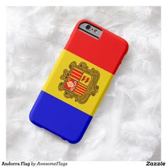 Andorra Flag Barely There iPhone 6 Case