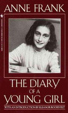"""The Diary of a Young Girl by Anne Frank. """"How wonderful it is that nobody need wait a single moment before starting to improve the world."""" What a girl Anne Frank was! One of the most read books in my shelf. I Love Books, Great Books, Books To Read, My Books, Amazing Books, Music Books, Hans Richter, Lectures, Best Selling Books"""