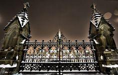 Canadian Parliament Gates   by Numan Q., via Flickr