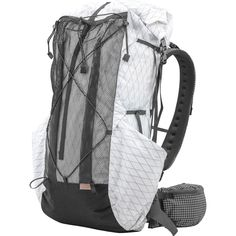 93f5a5ba4e This ultralight X-Pac backpack will enhance your every camping trip. Lets  make your camping gear much lighter!