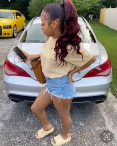Swag Outfits For Girls, Girls Summer Outfits, Cute Swag Outfits, Chill Outfits, Teenager Outfits, Trendy Outfits, Swag Girls, Summertime Outfits, Nude Outfits