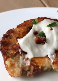 Loaded Mashed Potato Cups | These Mashed Potato Cups Are So Adorable, You Might Squeal