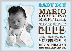custom birth announcement 03