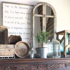 Simply stunning, LucyRose! Thx for tagging our Arched Window Mirror.  #decoratingideas