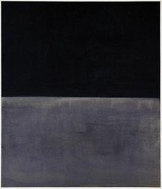Late Rothko paintings embody Minimalism well.