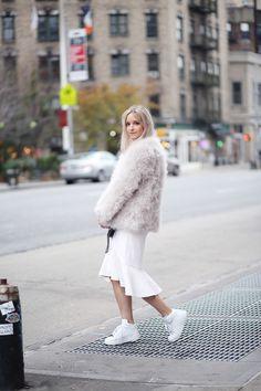 Peplum skirt | THEFASHIONGUITAR