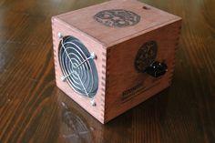 Cigar Box Amp for Cigar Box Guitar