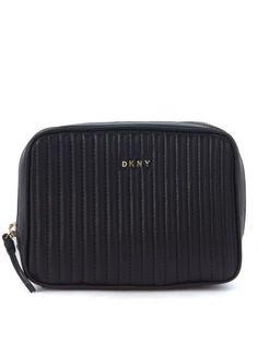 DKNY Borsa A Tracolla Dkny In Pelle Nera. #dkny #bags # #