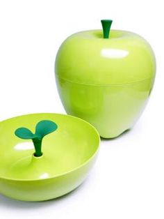 Fruit Bowl / Container 'Apple'