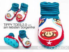 Es ist geschafft! Die Tippy Toes 2.0 gehen an den Start! Free