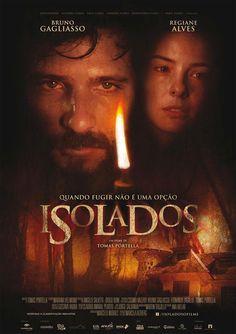 """""""Isolados"""", é o último filme de José Wilker mas foi muito mal feito, terror que não tem nem graça muito menos medo."""