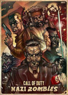 Call of Duty: Nazi Zombies