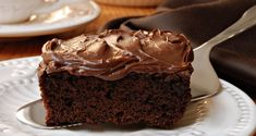 How to prepare Irresistible Chocolate Cake. Melt the chocolate with the butter in a water bath. Chocolate Coca Cola Cake, Buttermilk Chocolate Cake, Chocolate Brownies, Apple Brownies, Box Brownies, Fudge Cake, Chocolate Muffins, Food Cakes, Chocolates