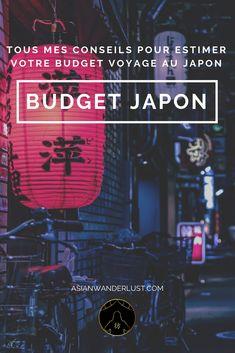 Budget Voyage Japon - Tous mes conseils pour calculer votre budget voyage au Japon - 12 best shopping cities in the world Honeymoon Destinations On A Budget, Budget Travel, Travel Tips, Tokyo Travel Guide, Japan Travel, Japan Trip, Seokjin, Namjoon, Japon Tokyo