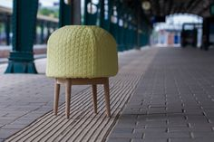 BOUNCE Stool by Véronique Baer
