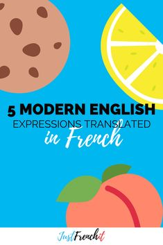 Ever got laughed at for a literal translation? Even if I don't mind it, I also like to be correct. Here are 5 modern english expressions in French. Learn French Beginner, Learn French Fast, French For Beginners, French Phrases, French Words, Translate To French, French Expressions, French Grammar, French Resources