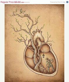 """Tree of Life Art"" - Enkel Dika {anatomical art illustration} Art And Illustration, Illustrations Posters, Illustration Fashion, Creative Illustration, Street Art, Wow Art, Art Design, Graphic Design, Design Lab"