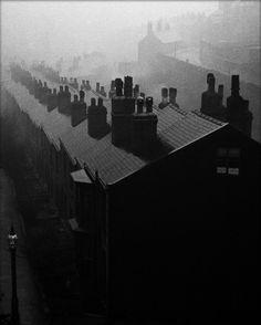 Bill Brandt Misty Evening in Sheffield 1937