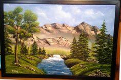 River in Rocky Mountaings by sachin-kaushik.deviantart.com on @DeviantArt