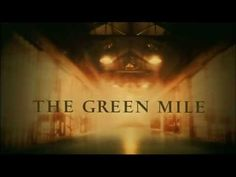 "[TRAILER] ""The Green Mile"" directed by Frank Darabont, starring Tom Hanks & Michael Clarke Duncan Movie Gifs, Hd Movies, Movies Online, John Coffey, Stephen King Novels, Inspirational Movies, King Book, Best Supporting Actor, Drama Film"