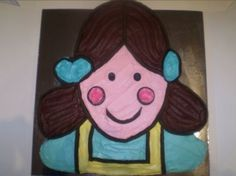 Jemima Playschool cake/ party google image search