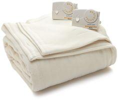 Comfort Knit Heated Blanket