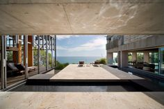 Stunning travertine terrace with spectacular views noosa big rental house expensive