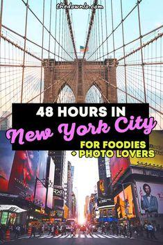 Usa Travel Guide, Travel Usa, Travel Guides, Travel Tips, Travel Advice, Time Travel, New York City Vacation, New York City Travel, Photography Guide