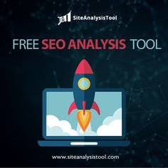 Website Analysis, Seo Analysis, Seo Site, Free Seo Tools, Free Website, Improve Yourself, How To Get