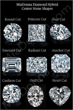 Different diamond, My ring is a Princess cut adam said he got me the princess cut because im a princess ! ya he knows thats the truth!