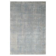 Blue Viscose Rug Abstract Pattern, Blue 5 X 8 Rectangular Rugs, Carpet Stains, Large Furniture, Online Home Decor Stores, Abstract Pattern, Outdoor Rugs, Beige Area Rugs, Colorful Rugs, Entryway Decor