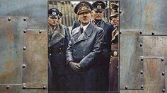 3rd Reich LDR HITLER IN COLOUR