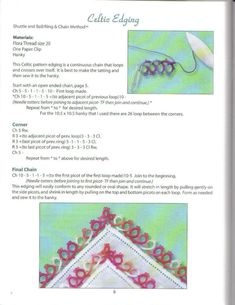 Gallery.ru / Фото #9 - Celtic_Tatting_Knots___Patterns - mula