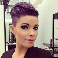 #kratkovlasky #shorthair #pixiecut #nakratko #pinkhair #purplehair #kurzehaare #kratkevlasy