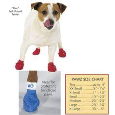 $19.95 - Pawz Dog Boots