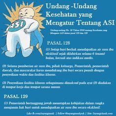 Undang-Undang Kesehatan yang Mengatur Tentang ASI