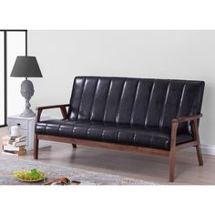 The Nikko is a stunning 3-seater sofa perfect for modern lounges and receptions.
