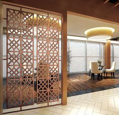 80 Stunning Privacy Screen Design for Modern Home Living Room Partition Design, Living Room Divider, Room Partition Designs, Room Divider Screen, Room Screen, Partition Ideas, Room Dividers, Home Interior Design, Interior Decorating