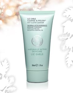 24 days to go! Today, discover fabulous skin with Liz Earle's Cleanse & Polish Hot Cloth Cleanser. For an extra pampering boost, smooth a generous layer over your face, wait five minutes, then remove with the pure muslin cloth.  For the chance to win a Cleanse & Polish Hot Cloth Cleanser, simply repin with the hashtag #LizEarleXmas and post to Twitter. Terms & conditions http://uk.lizearle.com/pinterest-terms