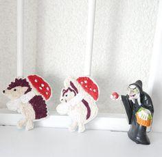 #halloween #embroidery #brooch #刺繍 #ブローチ #刺繍ブローチ #pandafactory  #handmade #ハンドメイド #ハロウィン