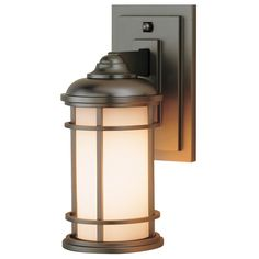 11-Inch Outdoor Wall Light at Destination Lighting