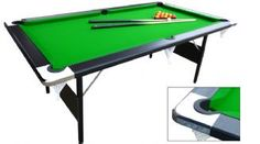Hustler 7ft Folding Pool Table   Mightymast Leisure   £499.00, one of the best folding pool tables we have ever come across, uses strachan cloth, aramith balls and professional cushion rubber