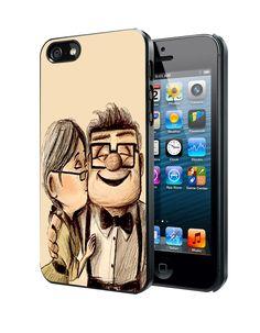 Disney Pixar Carl and Ellie iPhone 4 4S 5 5S 5C Case