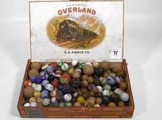 Cigar boxes were a nickle or dime, and used to hold everything, from nuts and bolts in the garage, to pencils, crayons, rubber bands, marbles, and was mom's button box.