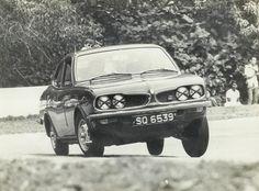 Honda 1300 99 Coupe 1971