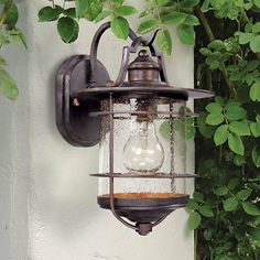 "Franklin Iron Works™ Casa Mirada 12""H Outdoor Light"