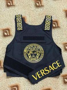 Migos Culture II Mans Stylish Sleeveless No Pocket Reflective Vest