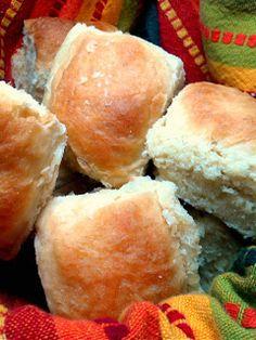 Bacon, Butter, Cheese & Garlic: Soft Savory Butter Rolls