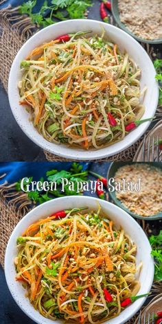 Vegetarian Breakfast Recipes Indian, Indian Diet Recipes, Salad Recipes Healthy Vegetarian, Raw Food Recipes, Cooking Recipes, Indian Breakfast, Thai Recipes, Veggie Dishes, Food Dishes